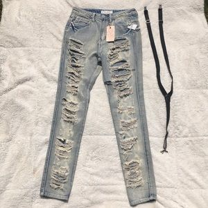 🌞 2 for $20 NWT Acid Wash Jeans